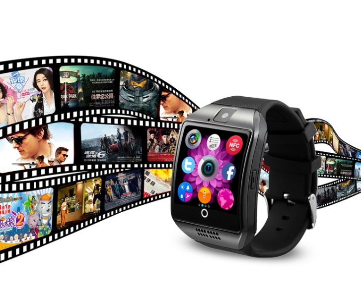 Smartwatch Zegarek X9 Smart Watch Sim Czarny Hit !