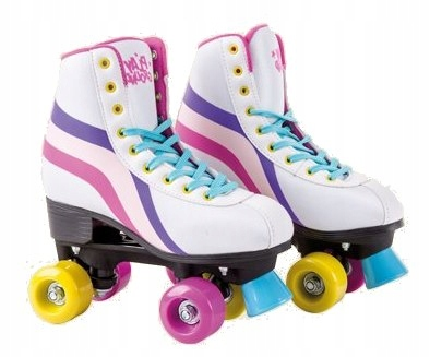 RETRO VINTAGE RIDERS ABEC5 ROLLERS CH. 36/37
