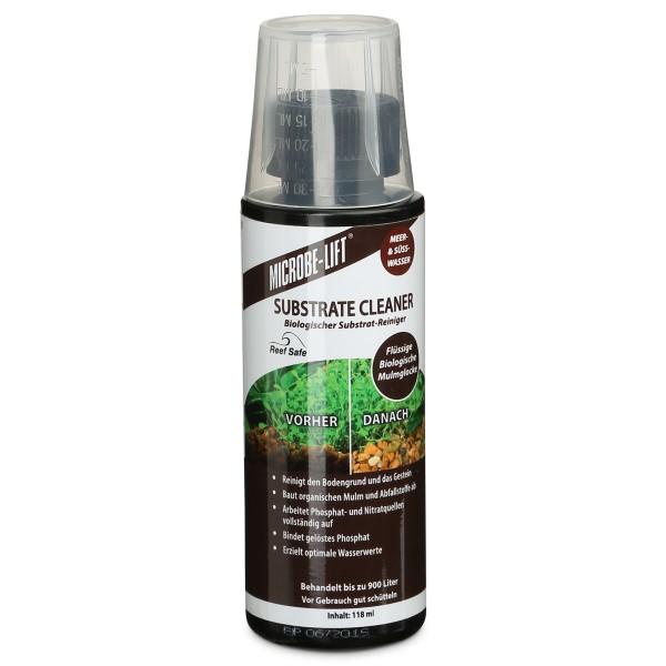 MICROBE LIFT SUBSTRATE CLEANER 118ml СЛИММЕР ДНК