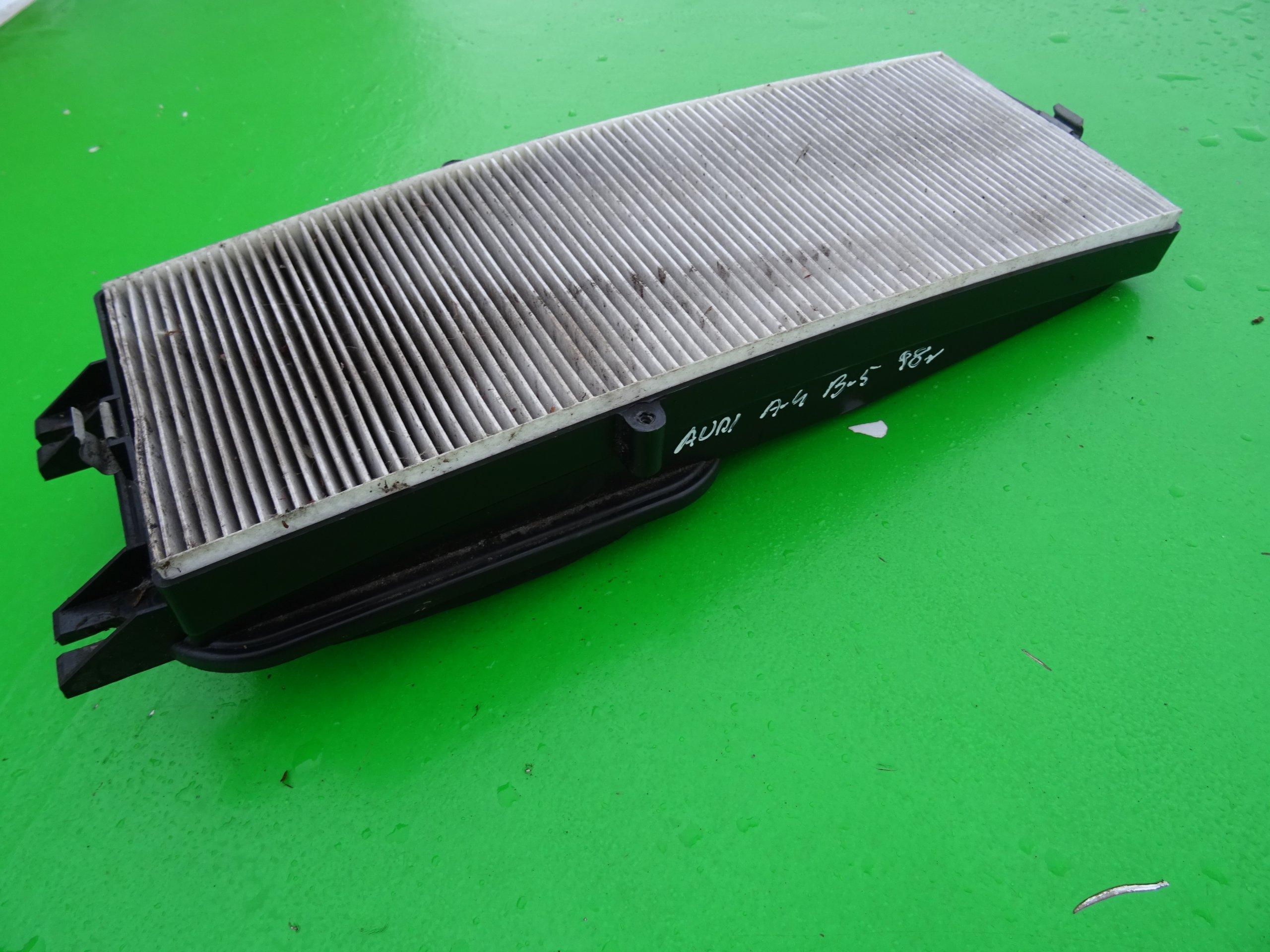 корпус фильтра пыльца audi a4 b5 98r