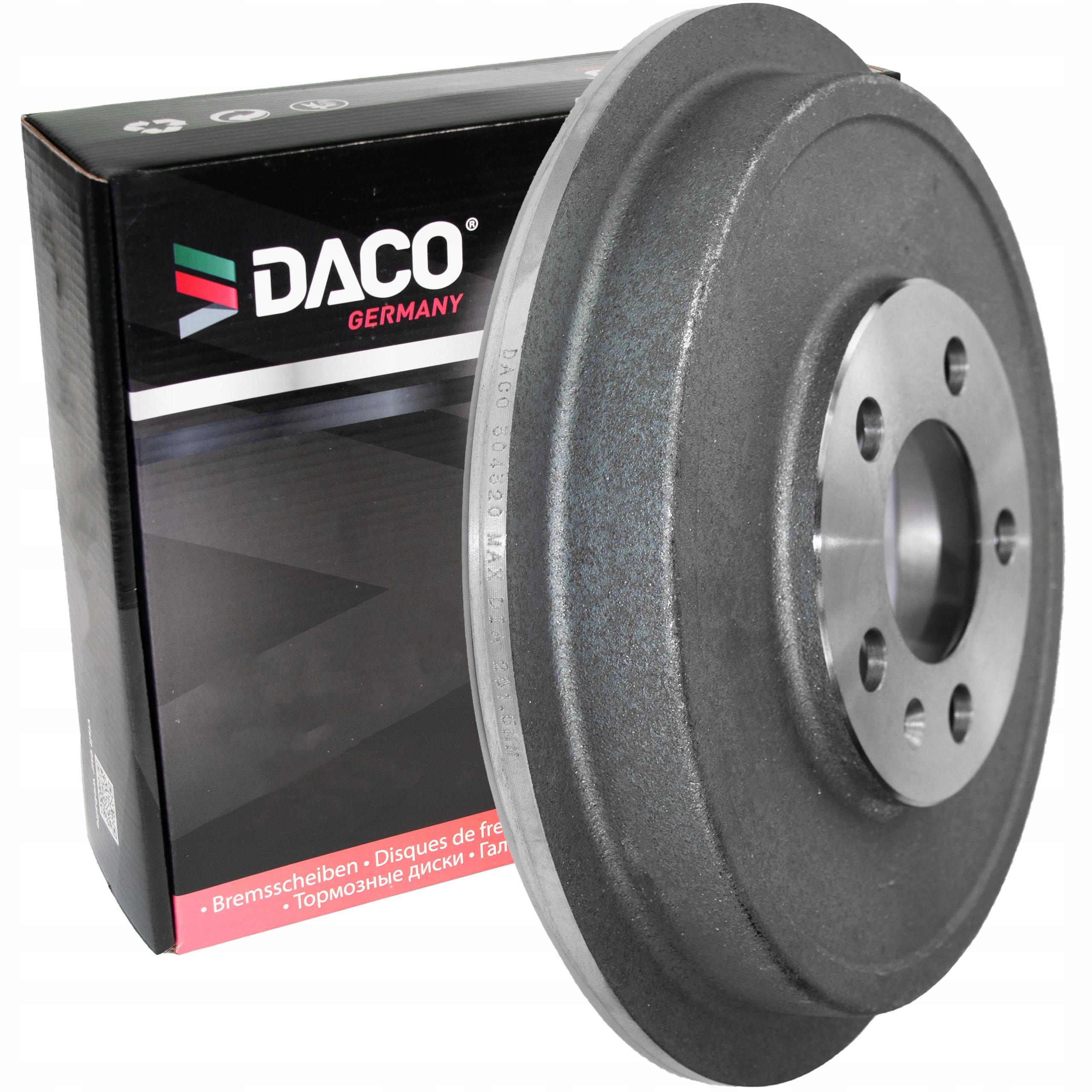 барабан тормозная система daco skoda octavia i roomster