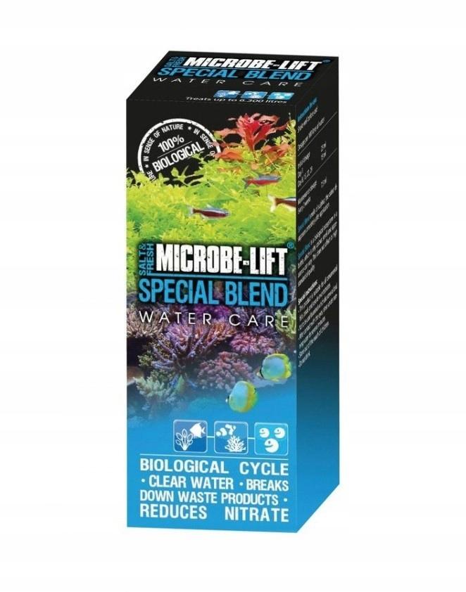 Mikrób-Výťah Špeciálna Zmes baktérií 118мл elektronické
