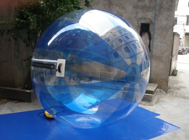 Balón čerpadlo waterbal TPU modrá certyfikatTÜV