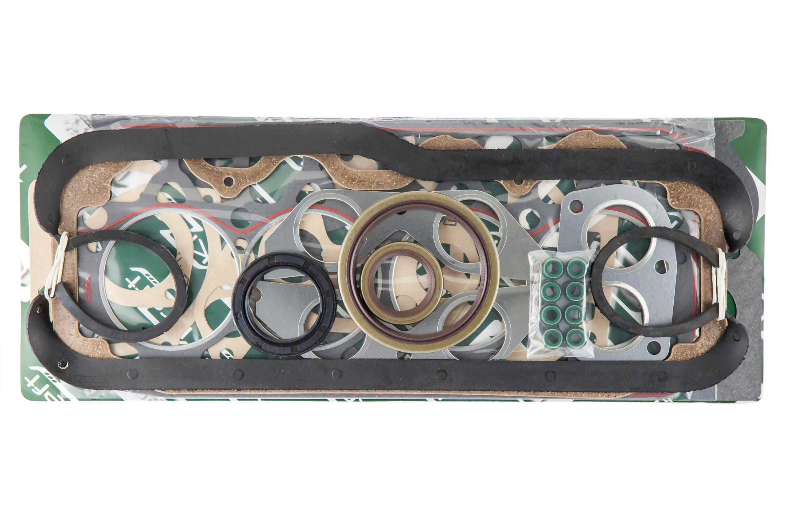 комплект прокладки двигателя полонез 16 1600 ccm
