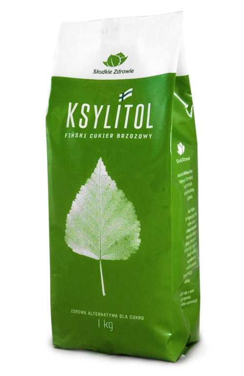 Item FINNISH XYLITOL Sugar, Birch 100% ORIGINAL 1kg