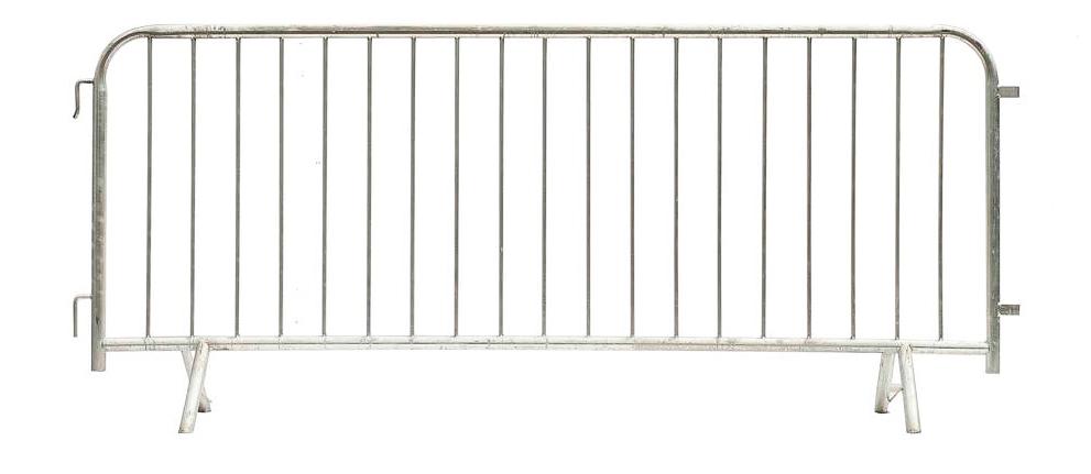 Kovové bariéry oddeľujúce odchod do dôchodku 2.30