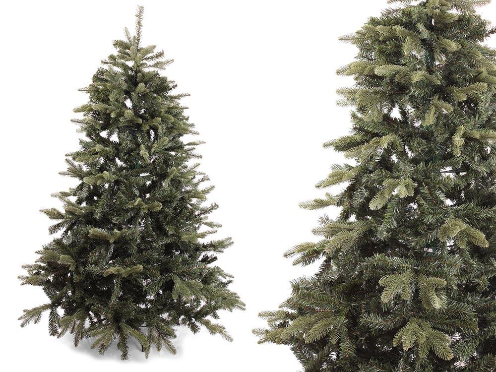 Vianočný strom umelých jedle vetvičky 180cm hrubé pehg