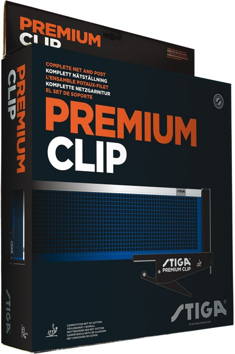 Stiga Premium Clip ITTF stolný tenis