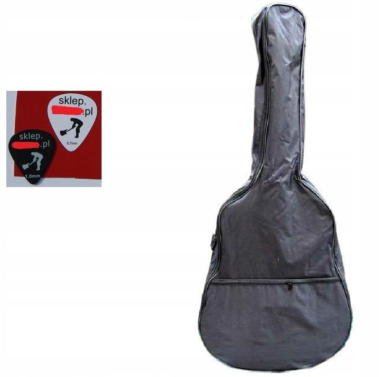 Klasická akustická gitara Case - 2 rovnátka