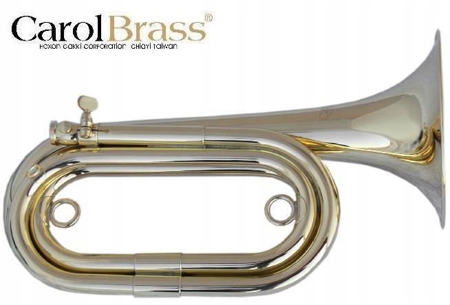 Signál, Fanfara, Bugle Carol Brass CBG-T