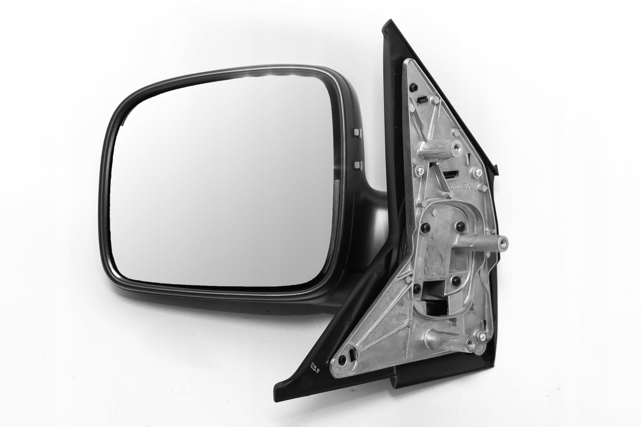 зеркало левое vw транспортер t5 03-09 ручные