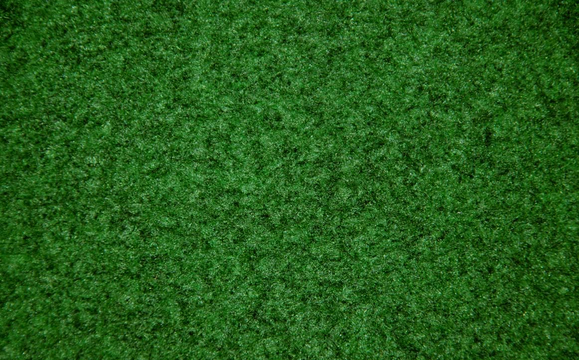 Koberec A La tráva trávy vonku mäkké!
