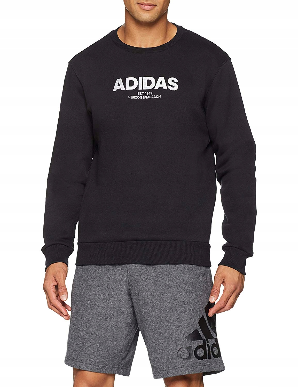 Adidas Black Hoody Swt BLUZA JUNIOR 158 164 cm