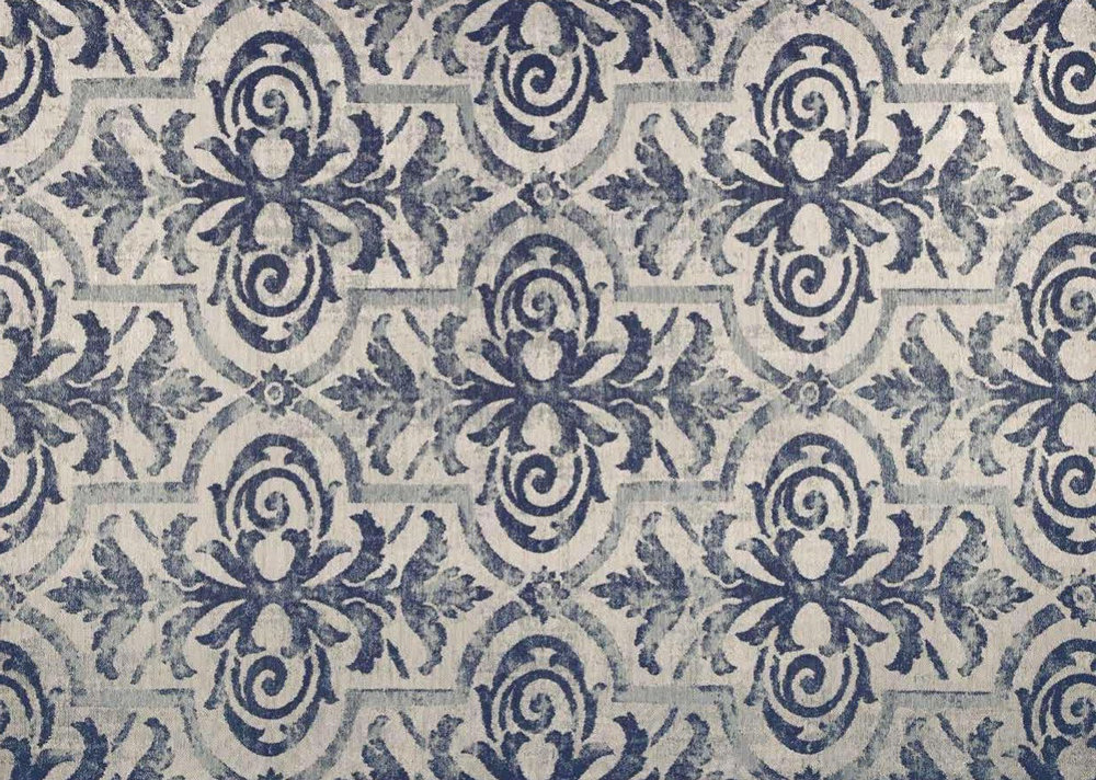 Koberec koberec vintage Dekor ASHIYAN navy 10 160x230