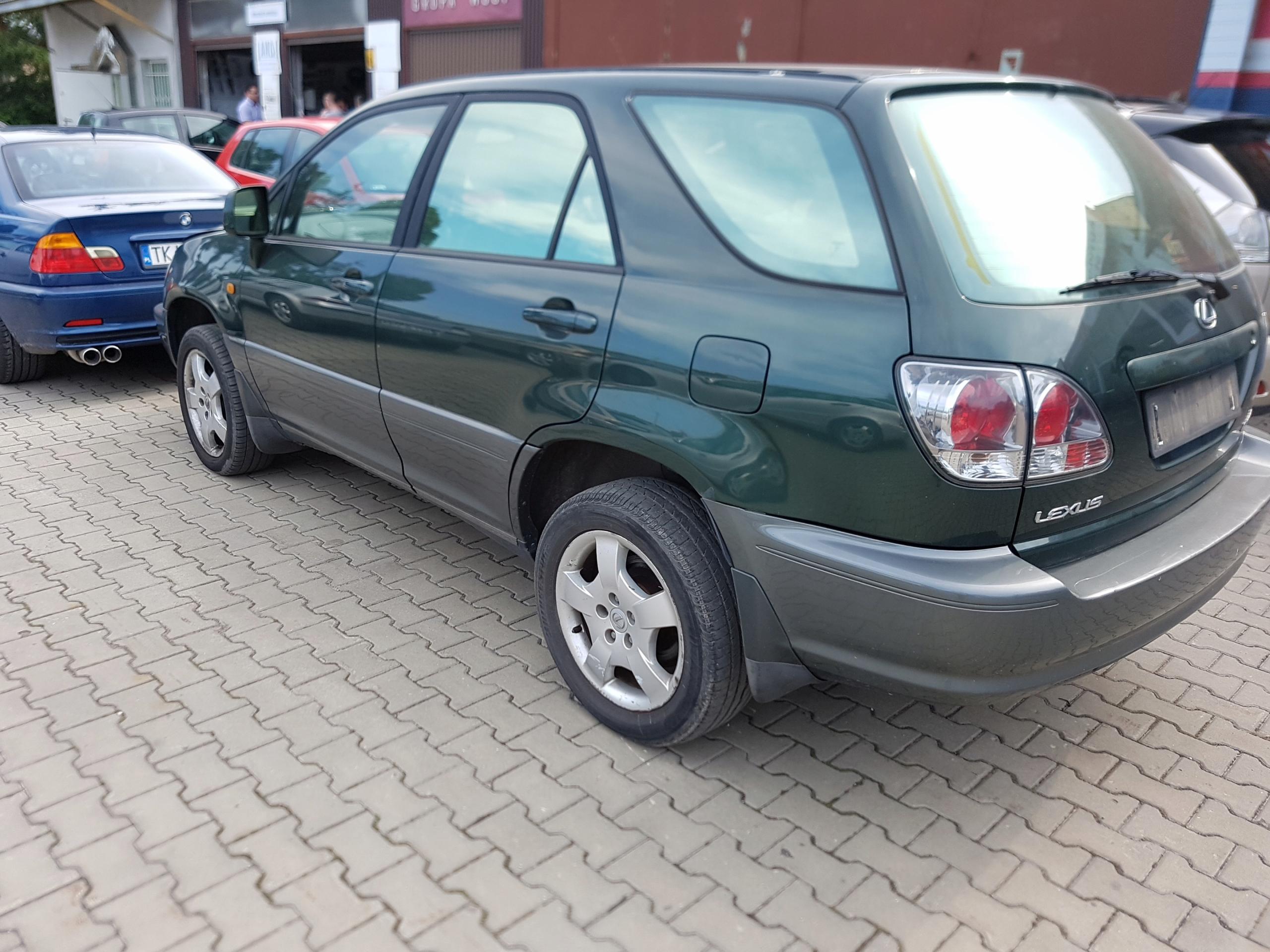 Lexus Rx I 300 Wszystkie Czesci Rozbiorka Anglik Kielce Allegro Pl