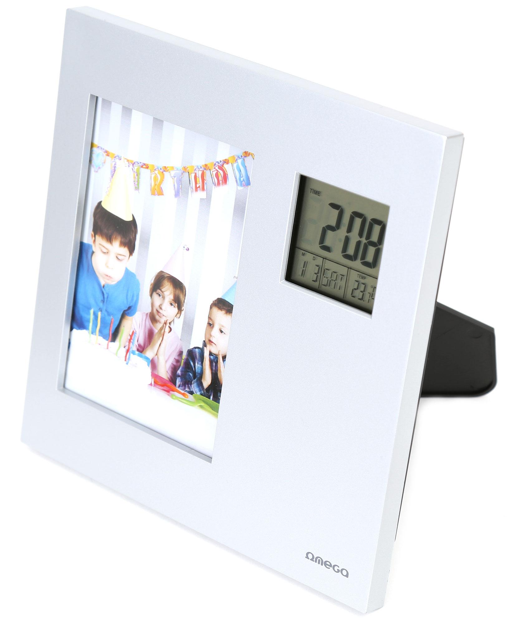 электронные рамки для фото с часами александр