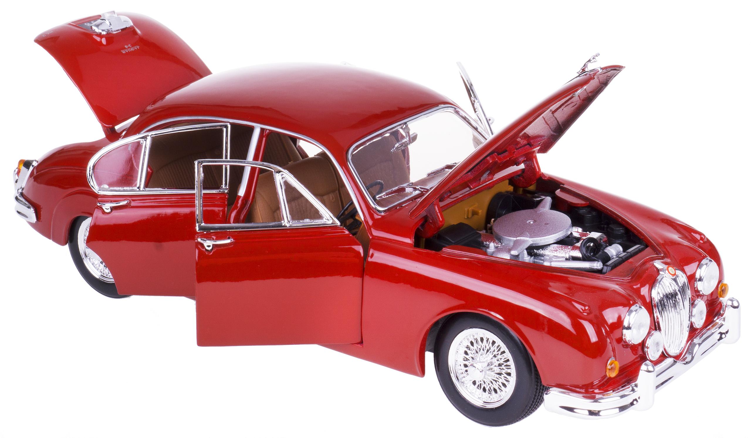 Jaguar Mark II 1959 Metal Model BBBBBRAGO 1:18 !!