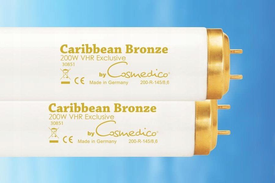 Svietidlá pre Solárium Caribbean Bronze Exclusive 200w