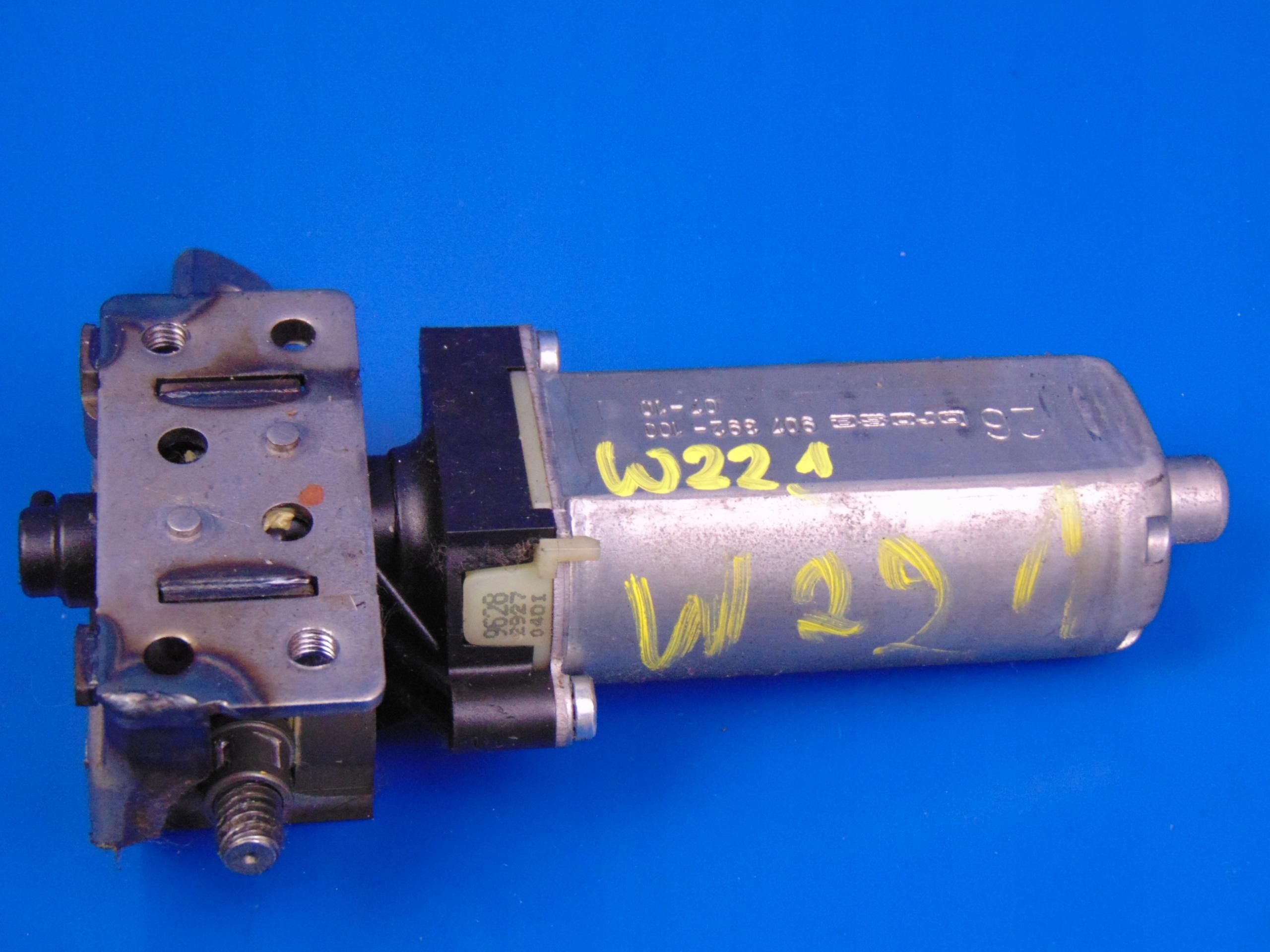 w221 s класс двигатель регулирования кресла 1