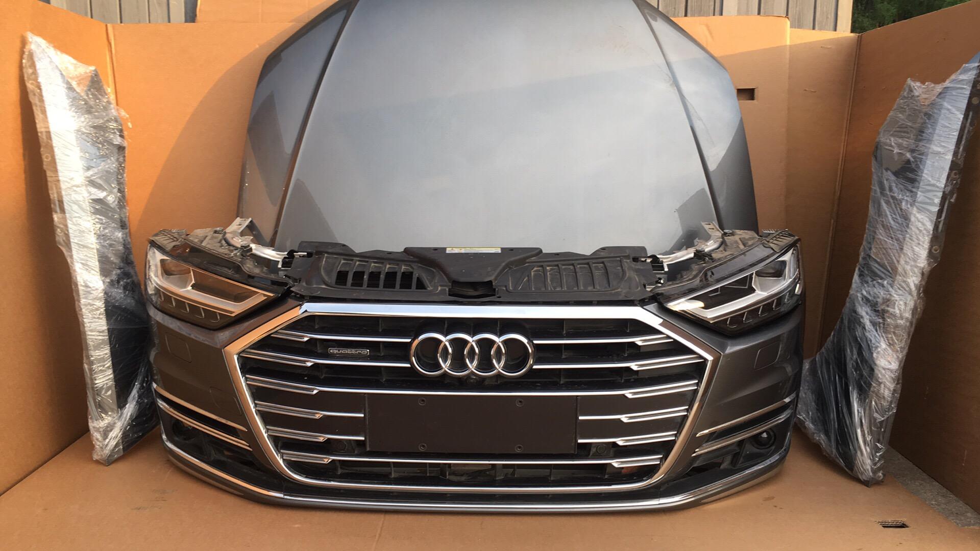 Audi A8 D5 4n Przod Kompletny 3 0 Tfsi Matrix Lx7r Gniezno Allegro Pl
