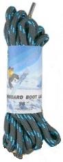 sznurowadła для butów snowboardowych 2,5m niebieski