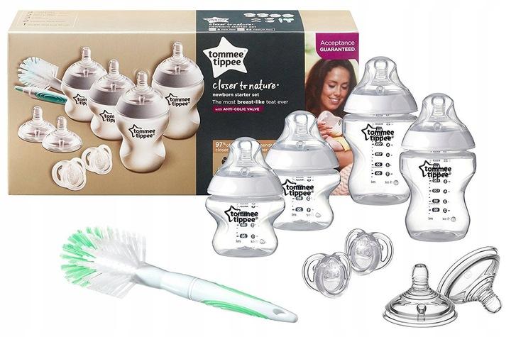 Item Tommee Tippee Starter Kit For The Newborn