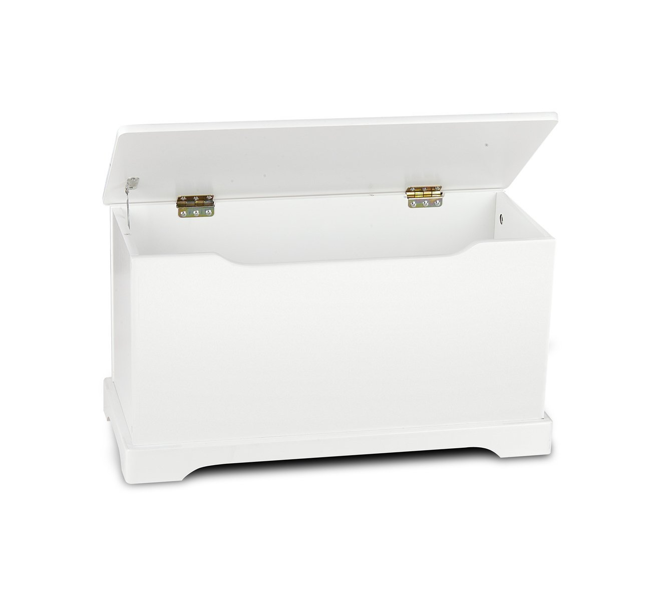 Skrzynia na zabawki i skarby /ławeczka 244161 Biał