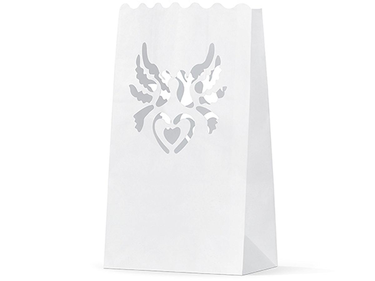 Lantern kabelky kabelky pre sviečky svadobné svadba 10sz