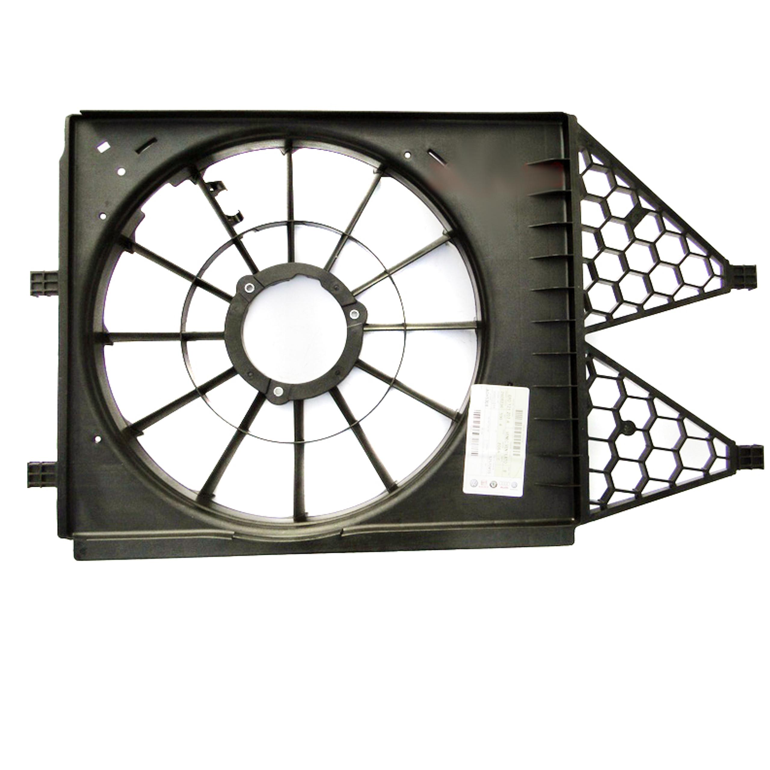 крышка корпус стойка вентилятора fabia roomster