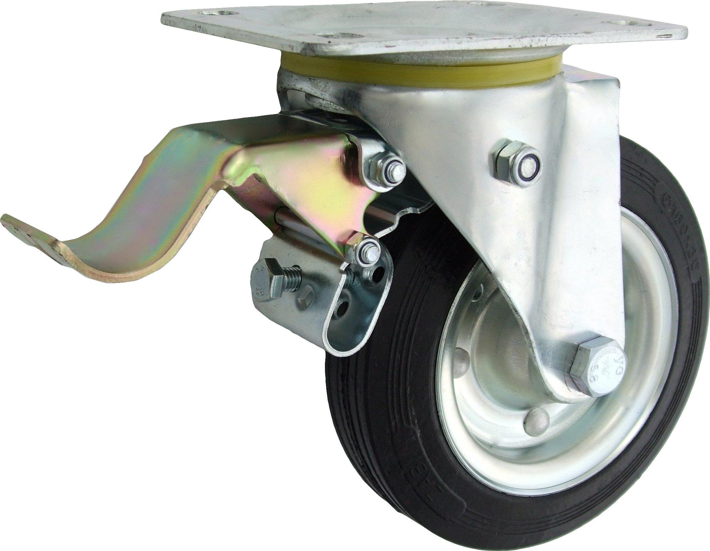 Kolesové koleso FI 160mm torzné s šunkou pre 150 kg vozíky