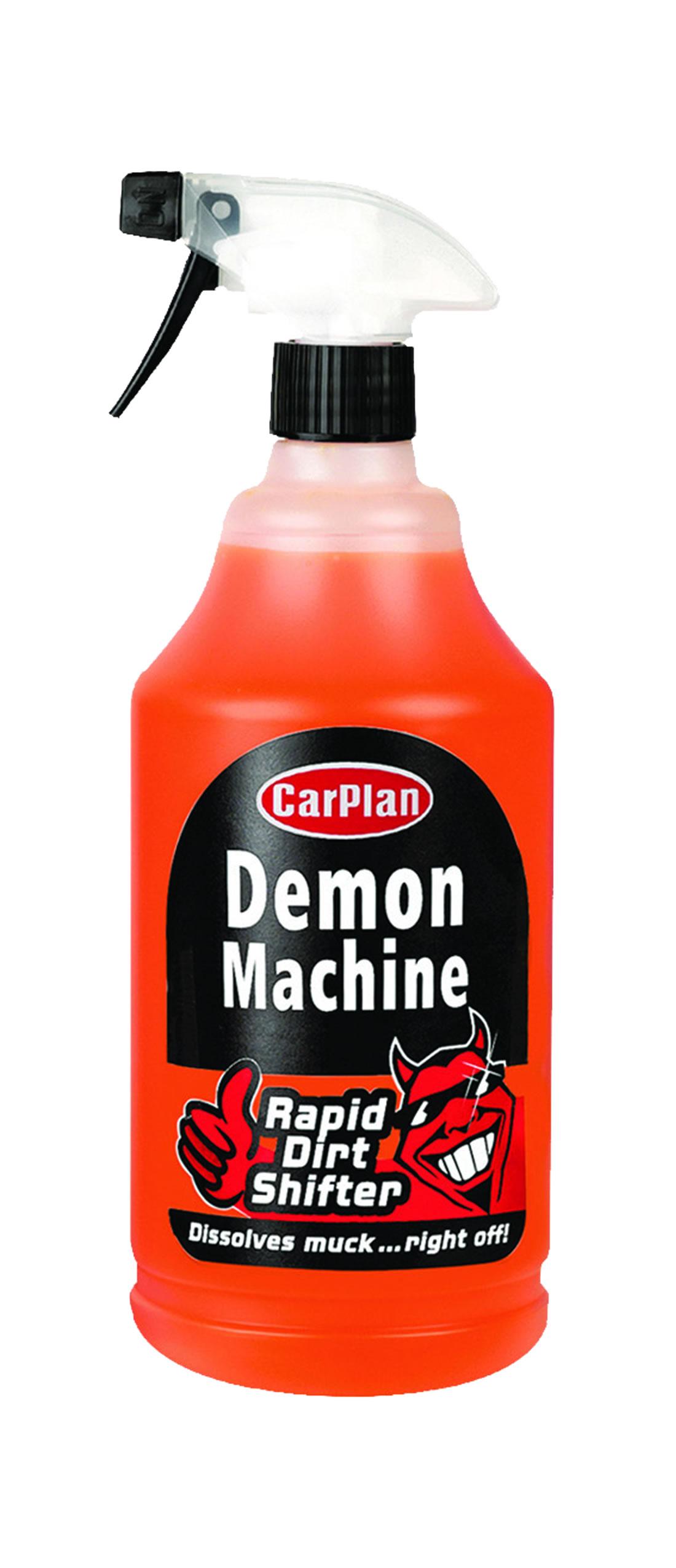 Demon Machine сильный предварительный очиститель 1л