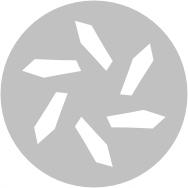 Kovové gobo vloží výrobu - vaše logo logo!