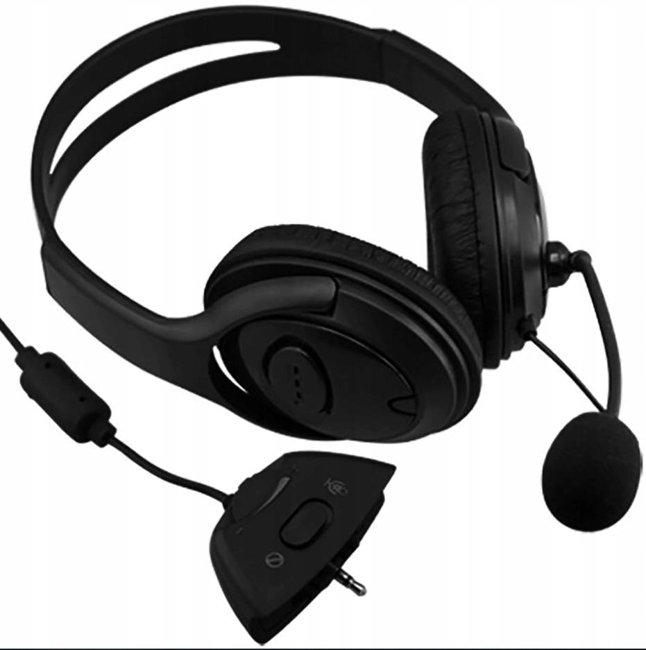 Xbox 360 Živá headset - slúchadlá + nový mikrofón