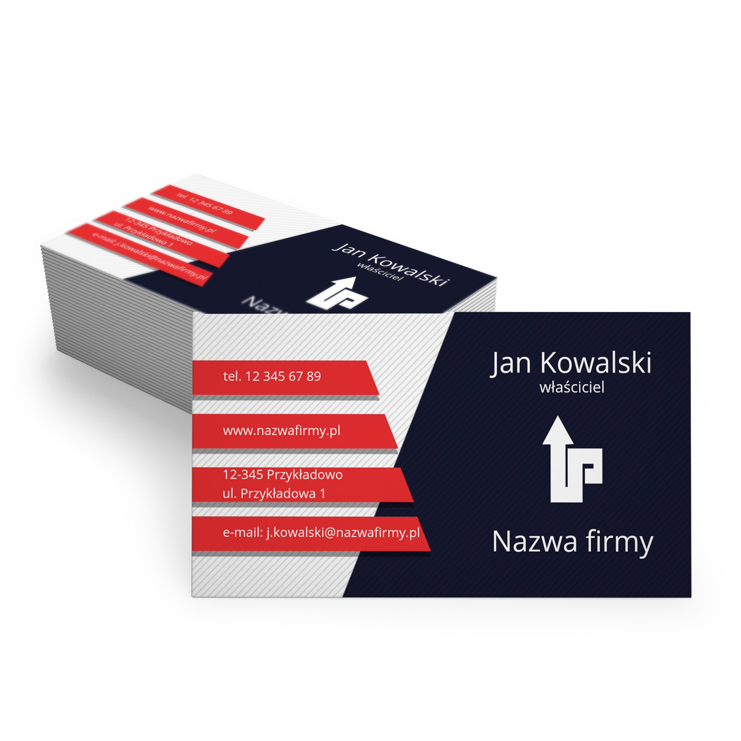 Item Business cards double sided 200 pieces of READY-made TEMPLATES