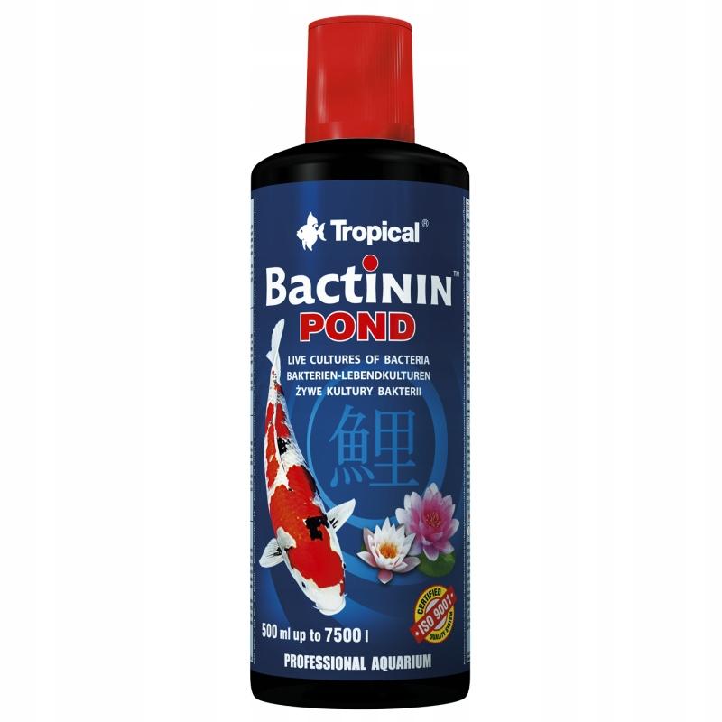 Tropical BACTININ POND 500ml BAKTERIE DO UZDATNIAN