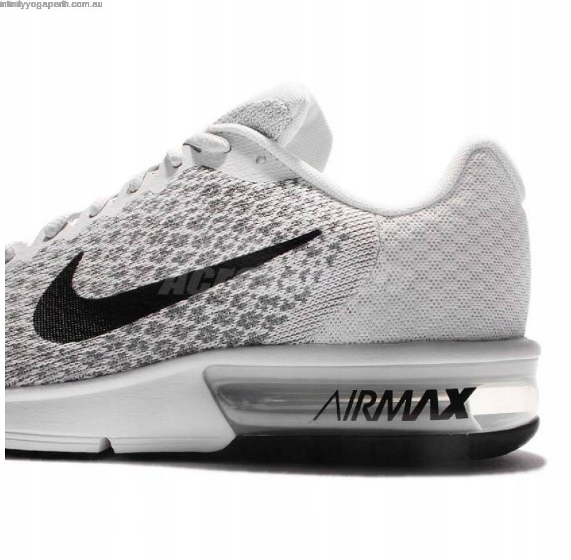 Buty NIKE AIR MAX SEQUENT 2 852461 002 MĘSKIE 44,5