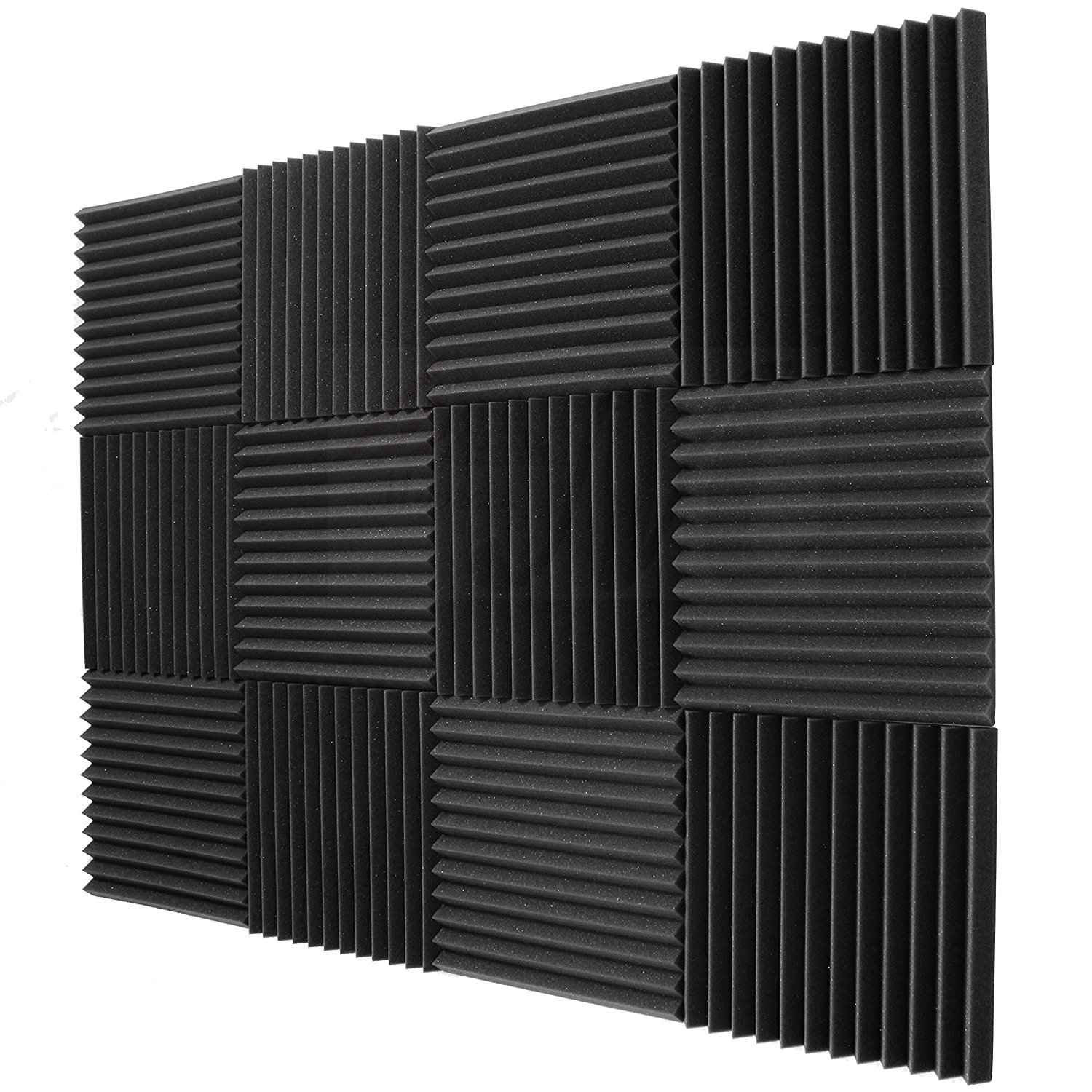 Item PANELS ACOUSTIC FOAM ACOUSTIC MAT 50x50 3M2
