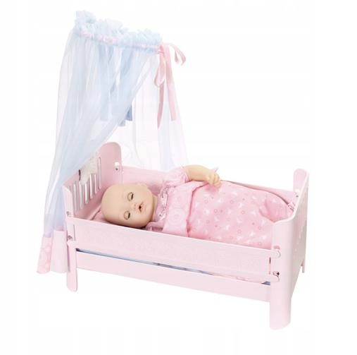 Detská postieľka Baby Born Sweet Dreams Annabell 700068