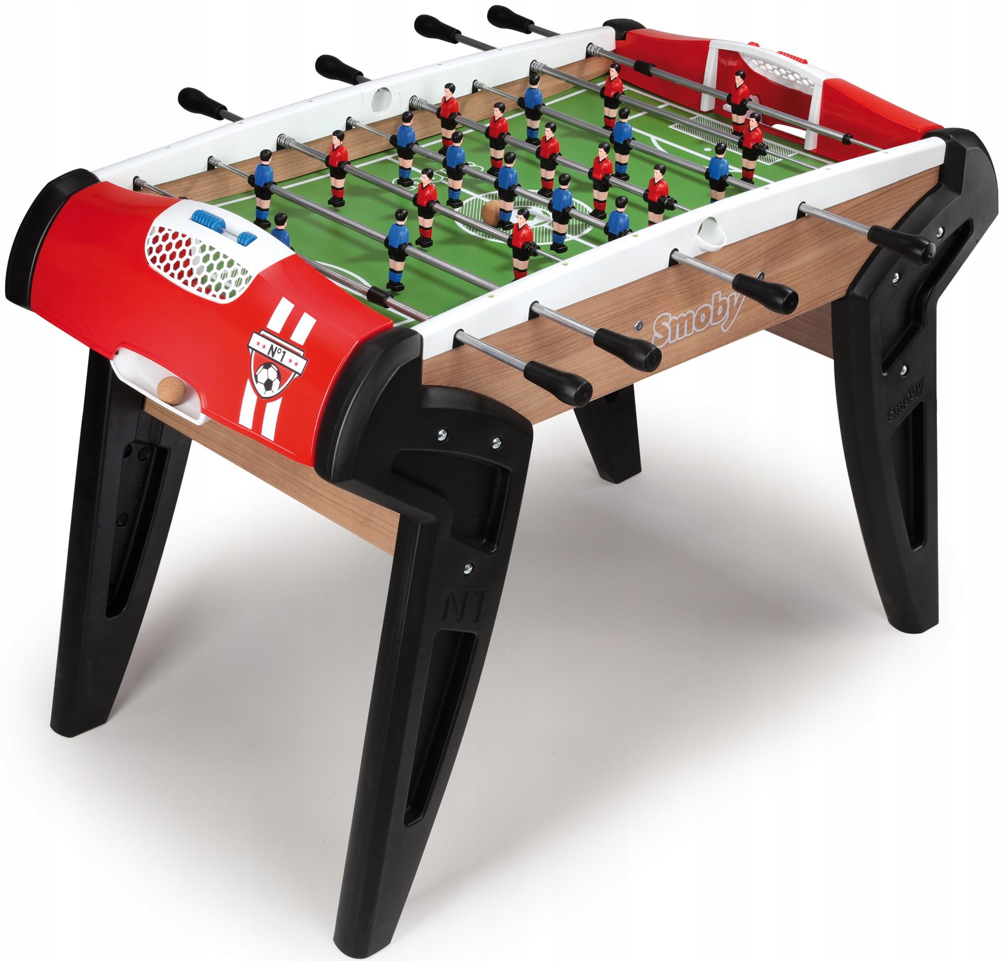 SMOBY veľký futbalový stôl tabuľka no 1 hra