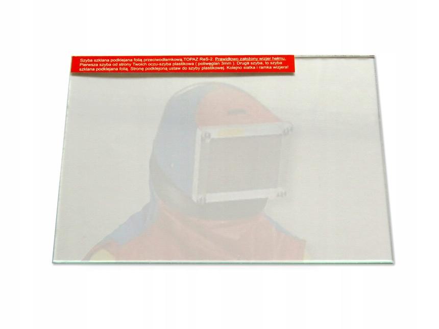 Купить Ветровое стекло видоискателя шлем ReS-2 - 10 шт. на Otpravka - цены и фото - доставка из Польши и стран Европы в Украину.
