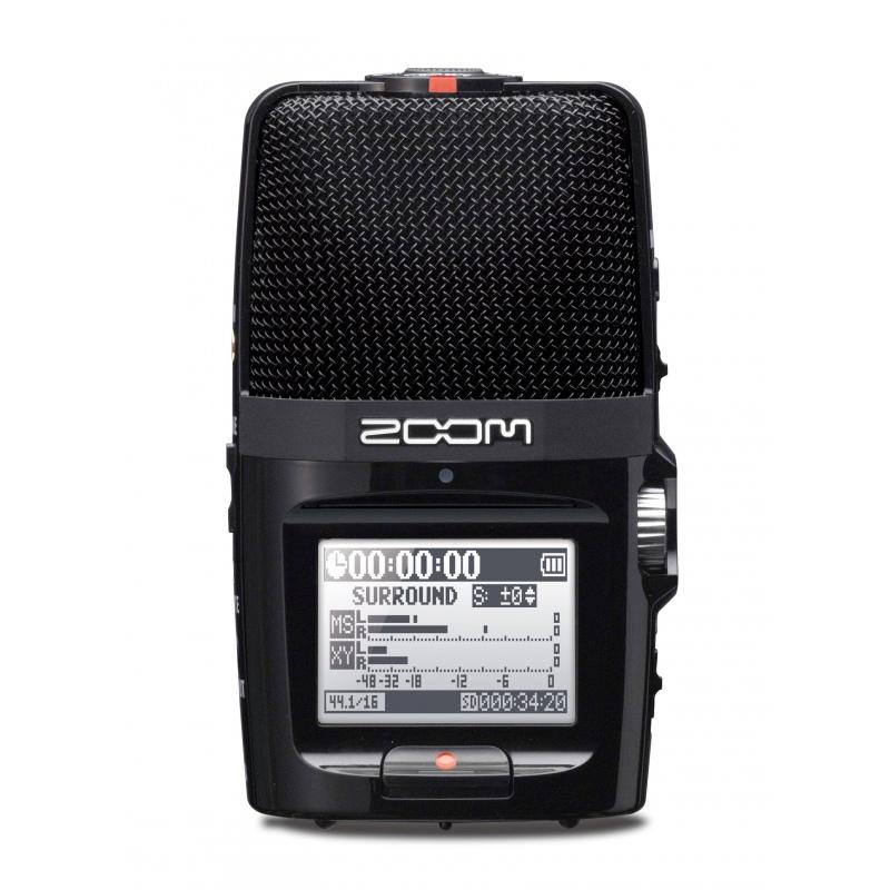 Item ZOOM H2N DIGITAL RECORDER RIFF