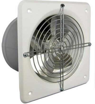 Wall Ventilátor DIPOSPEL WB-S 200 350 m3 / H