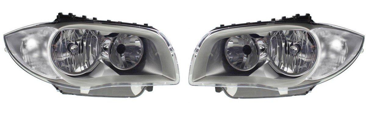 фары лампы bmw 1 e81 e82 e87 e88 04-07 depo