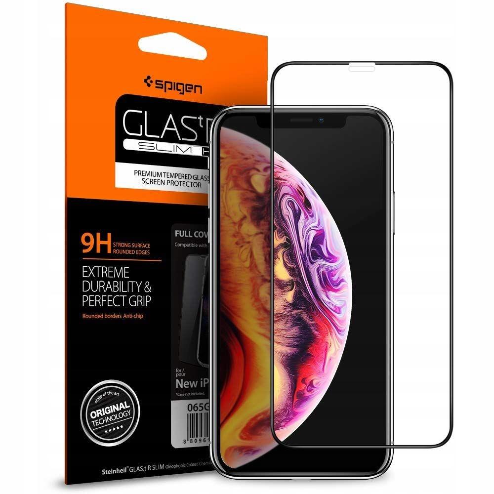 Szkło Hartowane Do Iphone 11 Pro 5,8 Spigen GLAStR