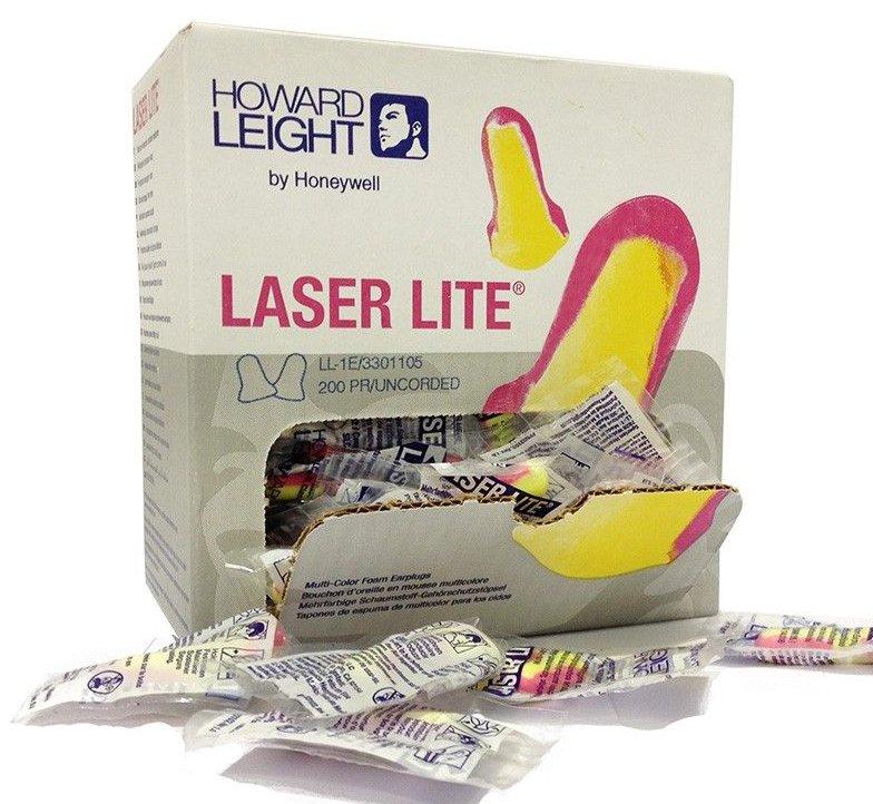 Antihalačné laserové lite v vreckách