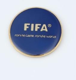 Купить МОНЕТА ЖЮРИ ДЛЯ ЖЕРЕБЬЕВКИ ФИФА на Eurozakup - цены и фото - доставка из Польши и стран Европы в Украину.