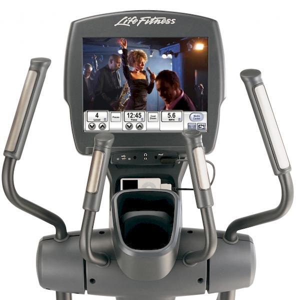 Eliptyk Life Fitness 95x Zapojenie, záruka.