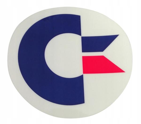 Купить sticker НАКЛЕЙКА НА АВТО КРУГЛАЯ Commodore на Eurozakup - цены и фото - доставка из Польши и стран Европы в Украину.