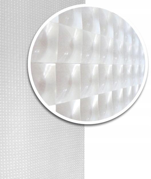 ШТОРА для ванной ВЕШАЛКИ для одежды PEVA 180х200 3D-эффект