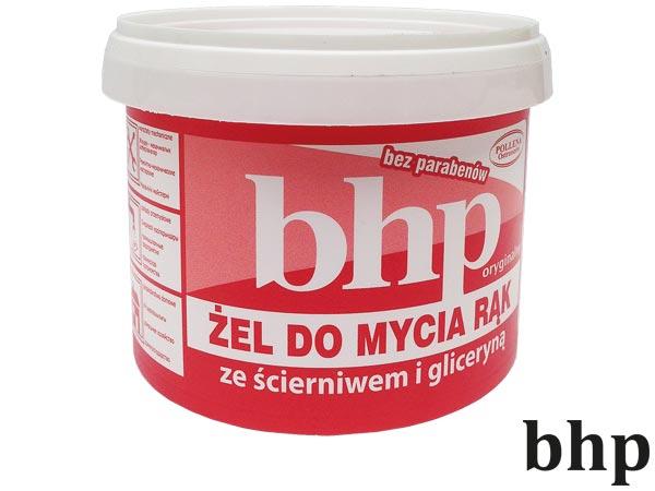 Паста BHP в руки 500 г в гель